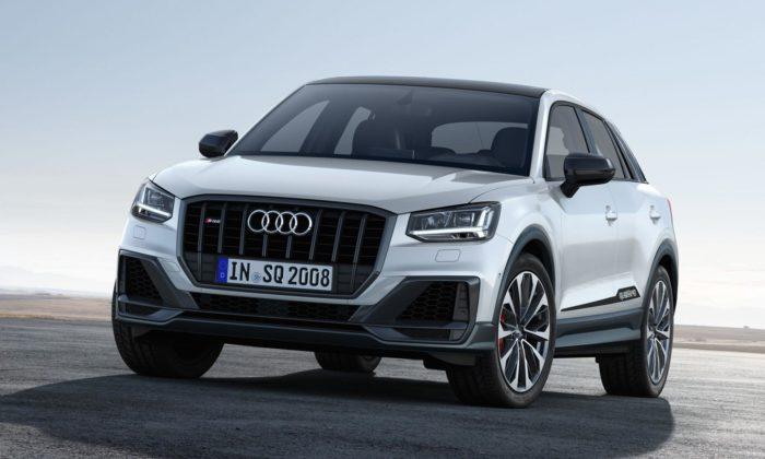 Audi představilo sportovní verzi kompaktního SUV soznačením SQ2