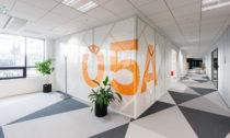 Kanceláře firmy Avast v Brně
