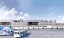 Airport-City v Lucemburku od ateliérů BIG a Metaform