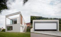 Dům ve svahu od ateliéru Masparti