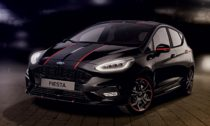 Ford Fiesta ST-Line v Red Edition a Black Edition
