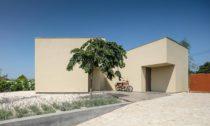 Kancelářská budova v portugalském městě Arada