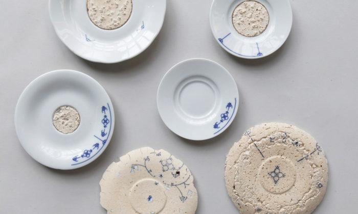 Perspektivy keramické tvorby jevýstava experimentální keramiky iodčeských designérů