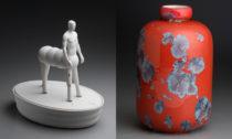 Perspektivy keramické tvorby: Simona Janišová a Milan Pekař