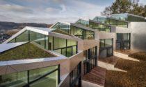 Řadové domy v Lucembursku od ateliéru Metaform