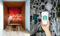 Starbucks na Tchaj-wanu od Kengo Kuma