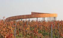 Stezka nad vinohrady vKobylí
