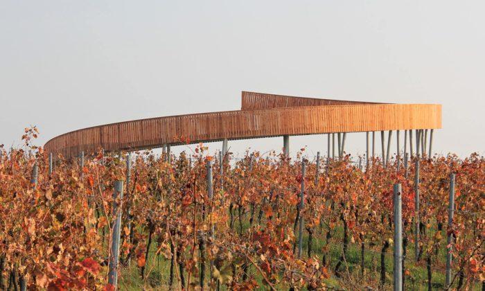 Na jižní Moravě vKobylí seotevírá vyhlídková Stezka nad vinohrady