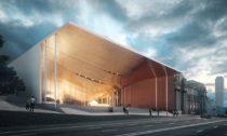 Sverdlovsk Philharmonic Concert Hall od Zaha Hadid Architects