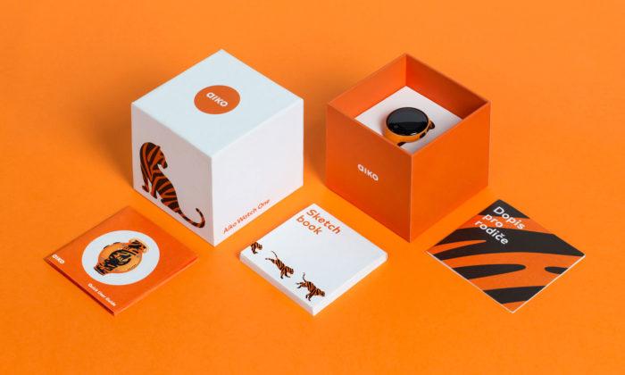 České studio Toman Design dostalo mezinárodní cenu za obalový design pro Aiko