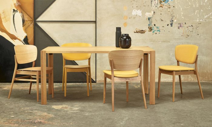 Španělské studio Yonoh navrhlo pro český Ton novou kolekci Valencia