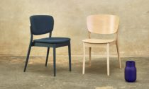 Kolekce židlí a stolů Valencia od studia Yonoh
