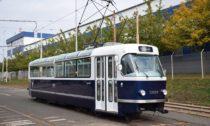 Vyhlídková tramvaj T3 Coupé odAnna Marešová designers