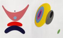 Karel Malich, Nástěnná plastiky, 2015-2016