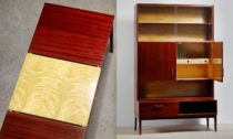 Ukázka z výstavy Tvary, barvy, pohodlí: Nábytek Jitona