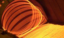 Výroba produktů z oceli v Třineckých železárnách