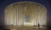 Wuxi Taihu Show Theatre v Číně od SCA
