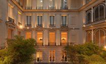 Apple Champs-Élysées v Paříži od Foster + Partners
