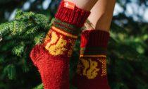 Ponožky od babičky organizace Elpida