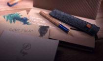 Výroba per značky Kayu
