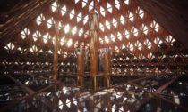 Kentucky Owl Park od Shigeru Ban Architects