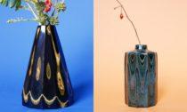 Lukáš Novák a jeho kolekce skleněných váz Lost and Found