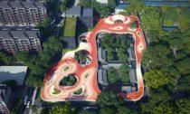 Mateřská škola vPekingu odMAD