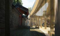 Mateřská škola v Pekingu od MAD