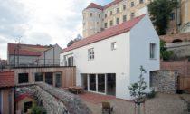 Rodinný dům vZámecké ulici odMimosa Architekti