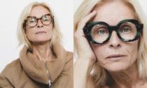 Nastassia Aleinikava a kolekce brýlí pro optiku IOKO
