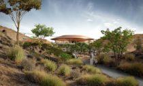 Grimshaw a jejich Oman Botanic Garden