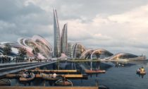 Rublyovo-Arkhangelskoye nedaleko Moskvy od Zaha Hadid Architects