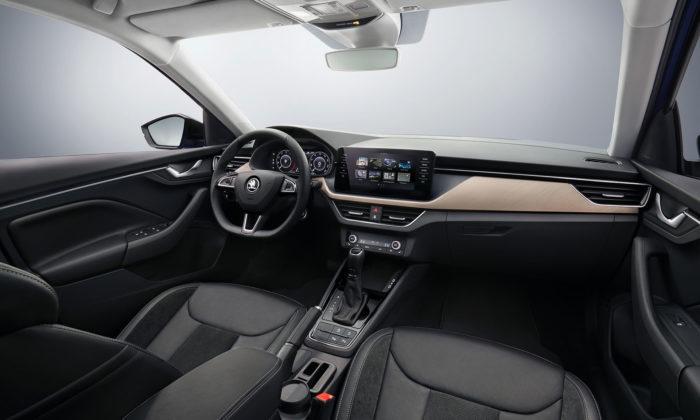 Škoda Auto mění design interiéru svých vozů ajako první jej dostane Škoda Scala
