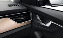 Interiér vozu Škoda Scala