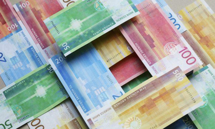 Norsko má nové futuristické bankovky podle návrhu odstudia Snøhetta