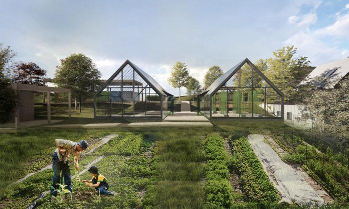 Budoucnost bydlení vČesku ukazuje návrh energeticky soběstačné čtvrti