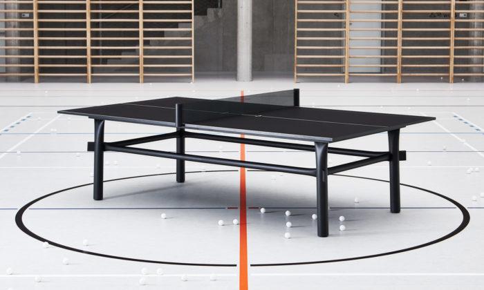 Dvojice českých designérů ze studia Vono navrhla moderní stolní tenis Marshmallow