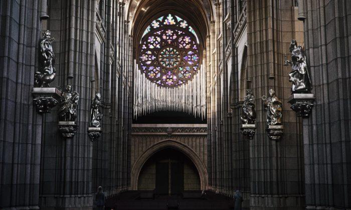 Designéři ze Škoda Design navrhli varhany pro Katedrálu svatého Víta připomínající šperk