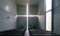 Church of the Light, 1989, Mitsuo Matsuoka