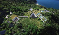 Chichu Art Museum, Naoshima, 2004, Tadao Ando Architect & Associates