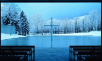 Church on the Water, 1988, Yoshio Shiratori