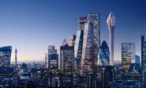 Vyhlídková věž The Tulip od ateliéru Foster + Partners