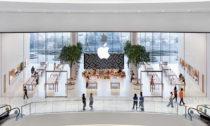 Apple Iconsiam v Thajsku od Foster + Partners