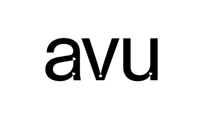 AVU má novou vizuální identitu alogo sečtyřmi malými srdíčky