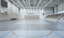 Sportovní hala Kuřim od ateliéru Cuboid