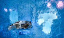 IceHotel 29 ve švédském Jukkasjärvi