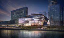 Lyric Theatre Complex v Hongkongu od UNStudio
