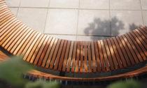 Mmcité a lavička Landscape Compact