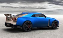 Nissan GT-R50 od Italdesign