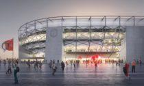 Feyenoord City vnizozemském Rotterdamu odOMA